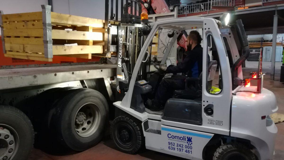 Servicios Gama Industrial Malaga