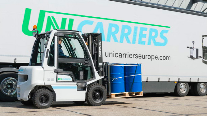 Distribuidores Unicarriers